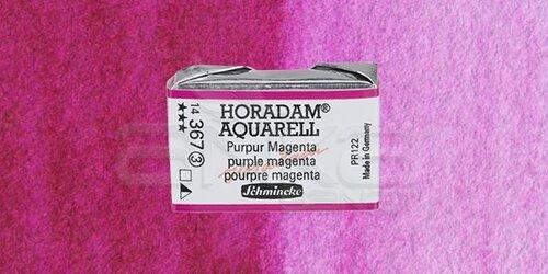 Schmincke Horadam Aquarell 1/1 Tablet 367 Purple Magenta seri 3 - 367 Purple Magenta