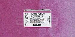 Schmincke - Schmincke Horadam Aquarell 1/1 Tablet 368 Quinacridone Violet seri 2