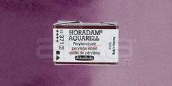 Schmincke - Schmincke Horadam Aquarell 1/1 Tablet 371 Perylene Violet seri 2
