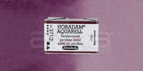 Schmincke Horadam Aquarell 1/1 Tablet 371 Perylene Violet seri 2 - 371 Perylene Violet
