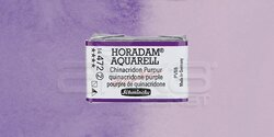 Schmincke - Schmincke Horadam Aquarell 1/1 Tablet 472 Quinacridone Purple seri 2