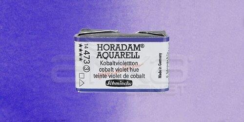 Schmincke Horadam Aquarell 1/1 Tablet 473 Cobalt Violet Hue seri 3 - 473 Cobalt Violet Hue