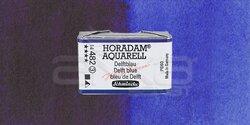 Schmincke - Schmincke Horadam Aquarell 1/1 Tablet 482 Delft Blue seri 3