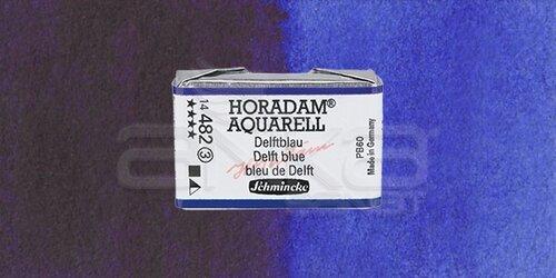 Schmincke Horadam Aquarell 1/1 Tablet 482 Delft Blue seri 3 - 482 Delft Blue