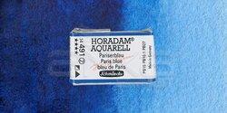 Schmincke - Schmincke Horadam Aquarell 1/1 Tablet 491 Paris Blue seri 2