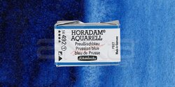 Schmincke - Schmincke Horadam Aquarell 1/1 Tablet 492 Prussian Blue seri 1