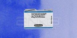 Schmincke - Schmincke Horadam Aquarell 1/1 Tablet 493 French Ultramarine seri 2