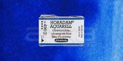 Schmincke - Schmincke Horadam Aquarell 1/1 Tablet 496 Ultramarine Blue seri 2