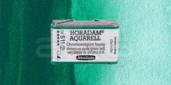 Schmincke - Schmincke Horadam Aquarell 1/1 Tablet 511 Chrom Oxide Green Brill seri 2