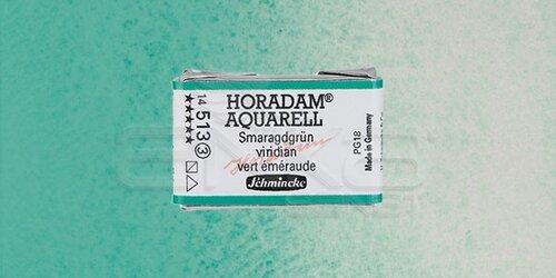 Schmincke Horadam Aquarell 1/1 Tablet 513 Viridian seri 3 - 513 Viridian