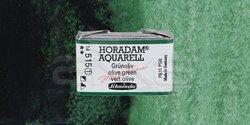 Schmincke - Schmincke Horadam Aquarell 1/1 Tablet 515geen Olive seri 1