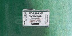 Schmincke - Schmincke Horadam Aquarell 1/1 Tablet 521 Phthalo Green seri 1