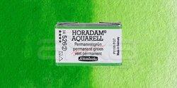 Schmincke - Schmincke Horadam Aquarell 1/1 Tablet 526 Permanent Green seri 2