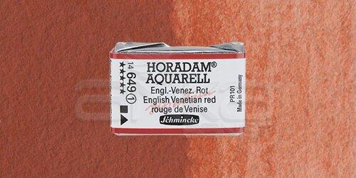 Schmincke Horadam Aquarell 1/1 Tablet 649 English-Venetian Red seri 1 - 649 English-Venetian Red