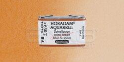 Schmincke - Schmincke Horadam Aquarell 1/1 Tablet 650 Spinel Brown seri 2