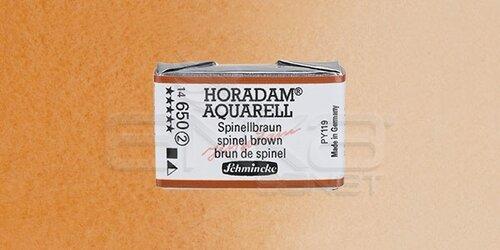 Schmincke Horadam Aquarell 1/1 Tablet 650 Spinel Brown seri 2 - 650 Spinel Brown