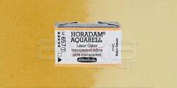 Schmincke - Schmincke Horadam Aquarell 1/1 Tablet 657 Transparent Ochre seri 1