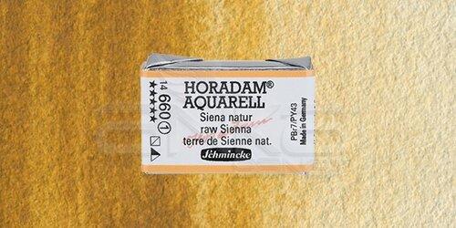 Schmincke Horadam Aquarell 1/1 Tablet 660 Raw Sienna seri 1 - 660 Raw Sienna