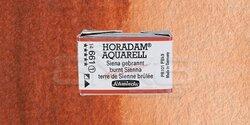 Schmincke - Schmincke Horadam Aquarell 1/1 Tablet 661 Burnt Sienna seri 1
