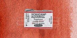 Schmincke - Schmincke Horadam Aquarell 1/1 Tablet 670 Madder Brown seri 2