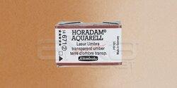 Schmincke - Schmincke Horadam Aquarell 1/1 Tablet 671 Transparent Umber seri 2