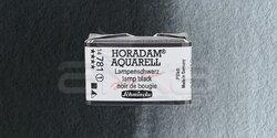 Schmincke - Schmincke Horadam Aquarell 1/1 Tablet 781 Lamp Black seri 1
