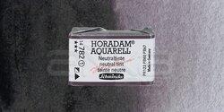 Schmincke - Schmincke Horadam Aquarell 1/1 Tablet 782 Neutral Tint seri 1