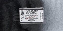 Schmincke - Schmincke Horadam Aquarell 1/1 Tablet 783 Schmincke Paynes Grey seri 1