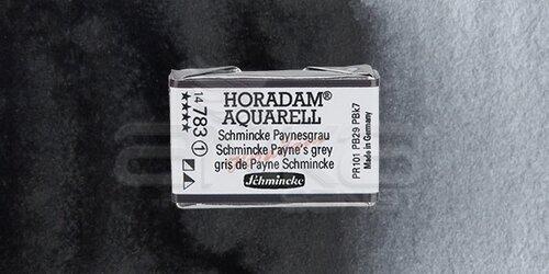 Schmincke Horadam Aquarell 1/1 Tablet 783 Schmincke Paynes Grey seri 1 - 783 Schmincke Paynes Grey