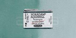 Schmincke - Schmincke Horadam Aquarell 1/1 Tablet 784 Perylene Green seri 2
