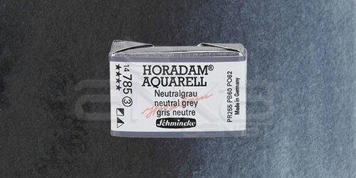 Schmincke Horadam Aquarell 1/1 Tablet 785 Neutral Grey seri 3 - 785 Neutral Grey