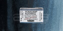 Schmincke - Schmincke Horadam Aquarell 1/1 Tablet 787 Paynes Grey Bluish seri 1