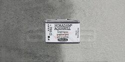 Schmincke - Schmincke Horadam Aquarell 1/1 Tablet 788 Graphite Grey seri 1