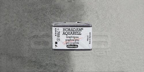 Schmincke Horadam Aquarell 1/1 Tablet 788 Graphite Grey seri 1 - 788 Graphite Grey