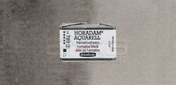 Schmincke - Schmincke Horadam Aquarell 1/1 Tablet 789 Hematite Black seri 3