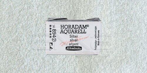 Schmincke Horadam Aquarell 1/1 Tablet 894 Silver seri 2 - 894 Silver