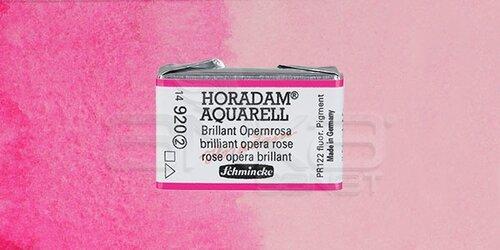 Schmincke Horadam Aquarell 1/1 Tablet 920 Brilliant Opera Rose seri 2 - 920 Brilliant Opera Rose