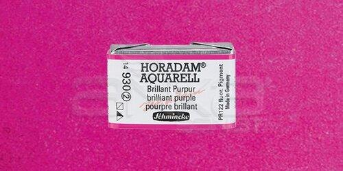 Schmincke Horadam Aquarell 1/1 Tablet 930 Brilliant Purple seri 2 - 930 Brilliant Purple
