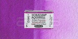 Schmincke - Schmincke Horadam Aquarell 1/1 Tablet 940 Brilliant Red Violet seri 2