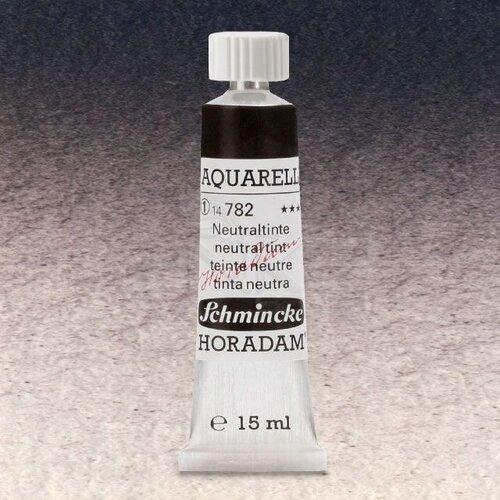 Schmincke Horadam Aquarell Tube 15ml Seri 1 Neutral Tint 782