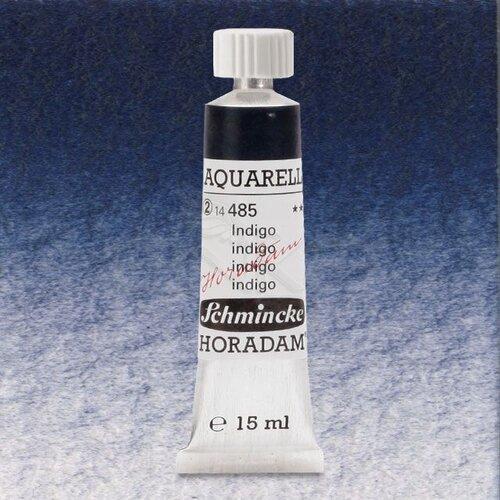 Schmincke Horadam Aquarell Tube 15ml Seri 2 Indigo 485