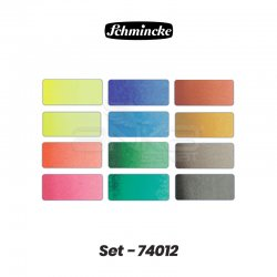 Schmincke - Schmincke Horadam Artist 12x1/2 Tablet 74 012 (1)