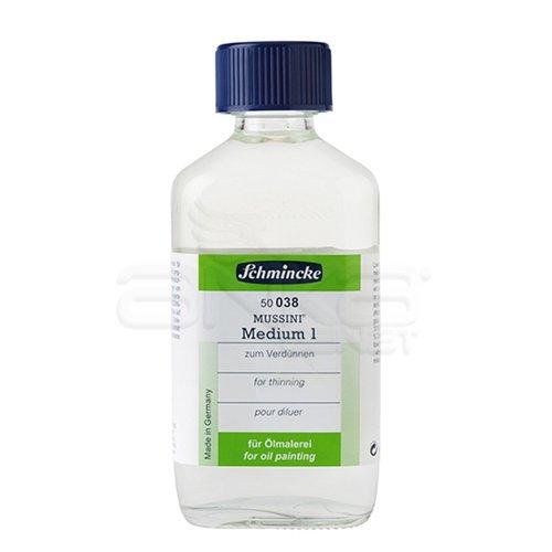 Schmincke Mussini Medium 1 For Thinning 038