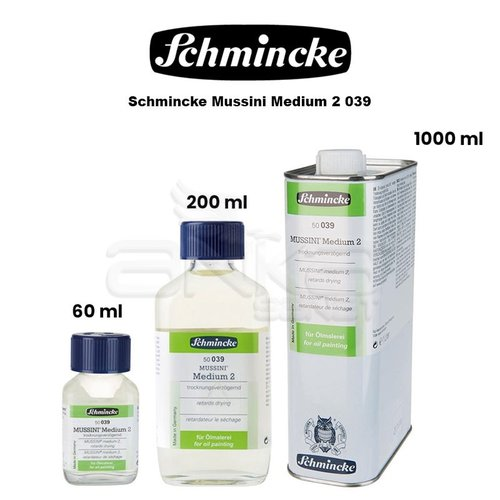 Schmincke Mussini Medium 2 039