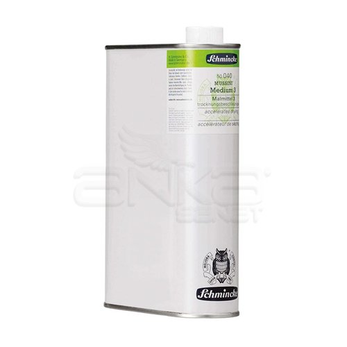 Schmincke Mussini Medium 3 Accelerates Drying 040