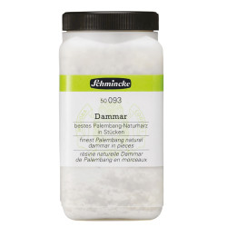 Schmincke Naturel Damar Reçine(Resin) 1000ml 093 - Thumbnail