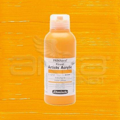 Schmincke Primacryl Akrilik Boya 250ml Seri 2 Indian Yellow N:212