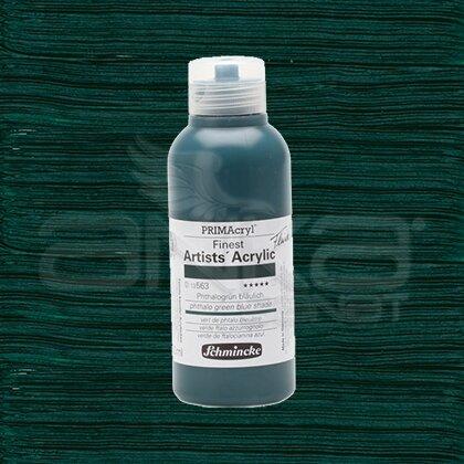 Schmincke Primacryl Akrilik Boya 250ml Seri 2 Phthalo Green Blue Shade N:563