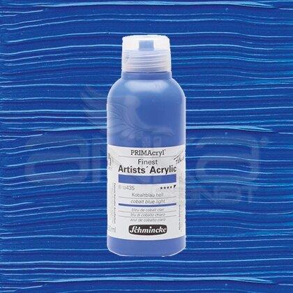 Schmincke Primacryl Akrilik Boya 250ml Seri 4 Cobalt Blue Light N:435