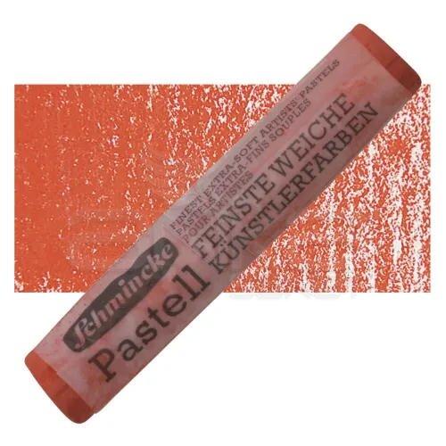Schmincke Soft Pastel Boya Permanent Red 1 Pale D 042